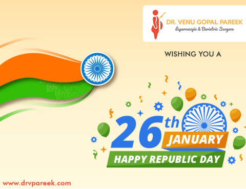 Let Us Express Our Patriotism On Our Nation - Happy Republic Day