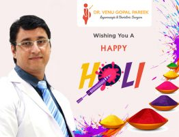 Dr. Venugopal Pareek Wishing You A Very Happy Holi