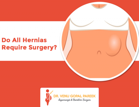 Consult for Best Hernia surgery by Dr Venugopal Pareek, One of the best Bariatric surgeon in Hyderabad