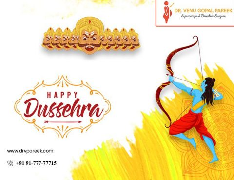 May This Dussehra Bring You Good Health And Happiness – Dr. Venugopal Pareek