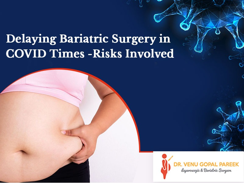 Best bariatric surgery for Weightloss by Dr. Venugopal Pareek, One of the best gallbladder surgery doctor near me