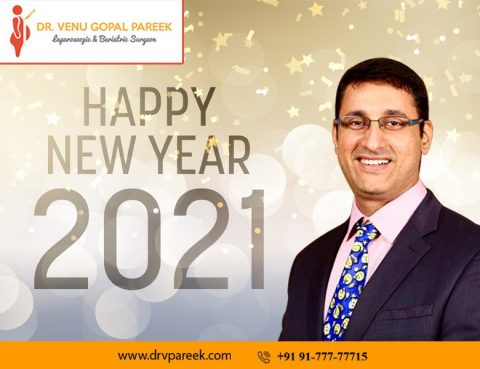 Wishing You Happy New Year 2021 - Best Bariatric Surgeon in Hyderabad, gallbladder surgery doctor near me